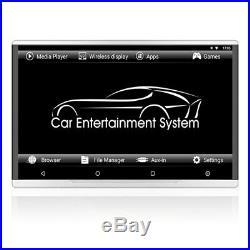 11.6 HD Android 7.1 Octa-Core 1.5GHz Car Headrest Monitor 3G/4G HDMI TPMS FM BT