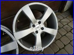 17 alloys 4x100 renault 5 MEGANE SCENIC GRAND CLIO nissan micra dacia logan MCV