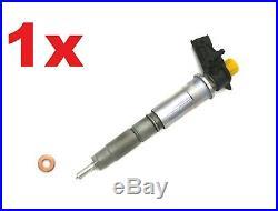 1x Opel Renault Nissan 2.0 DCI Einspritzdüse Injektor 0445115007 0445115022