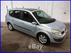 2004 Renault Grand Scenic Dynamique 1.9 DCI 7-seater Spares Or Repair