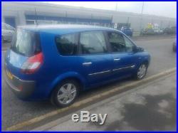 2006 Renault grand scenic mot till 2020 7 seater spares or repair drive away