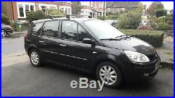 2008 Renault Megane Grand Scenic 2.0 Petrol Dynamique Manual & 7-Seats REDUCED