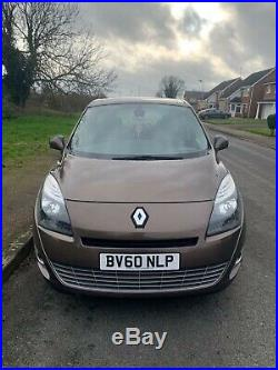 2010 Renault Grand Scenic 1.9 DCI 7 Seater 5dr Car 53k Mileage