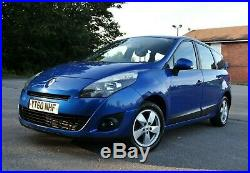 2010 Renault Grand Scenic MPV (2010 2013) 1.5 dCi Expression 5dr, 7 seater