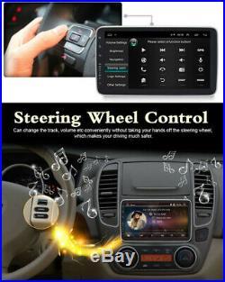 2+32G Car 9 1Din Android 8.1 Head Unit BT Stereo Radio MP5 Player GPS Navigator