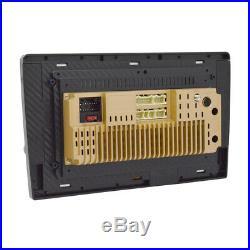 2 DIN 8inch Ultra Thin Car Stereo Radio GPS Navi BT WiFi 3G 4G DAB withKnob Button