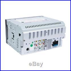 6.2'' HD 800480 Car Stereo Radio Bluetooth MP5 DVD Player USB TF FM Mirror Link