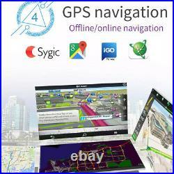 7'' Android 8.1 2 Din Head Unit Car Stereo GPS Sat Nav Radio Touch Screen+Camera
