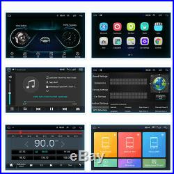 9 2Din Android 9.1 Adjustable Car Stereo Radio GPS Quad-Core 1+16G Wifi DAB OBD