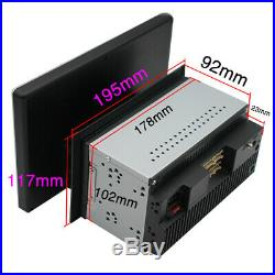 Android 9.1 10.1 2 Din 2+32G Head Unit BT GPS Navs Car Radio Stereo MP5 Player