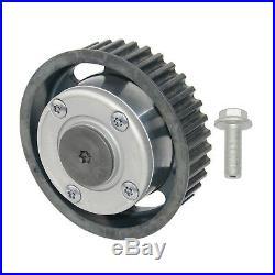 Camshaft Dephaser Pulley & Timing Belt Kit For Renault Megane II III 1.6 16v