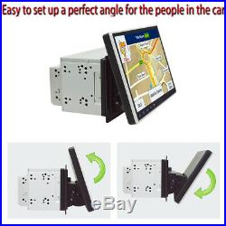 Double 2Din Quad-core 9 HD Touch Car GPS Stereo Radio MP5 Multimedia Player