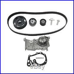 For Renault Megane Scenic 1.6 16V Timing Belt Kit & Water Pump & Dephaser Pulley