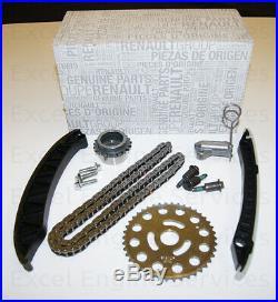 Genuine Oem Timing Chain Kit Vauxhall Vivaro 2.0 Cdti 2006-2014 M9r 130c12127r