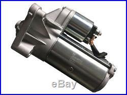 New 2.0kw 11t Starter Motor For Vauxhall Movano Vivaro 1.9di Dti 0986020131