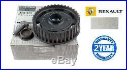 Oe Renault 7701478505 Camshaft Dephaser Pulley Genuine Megane Scenic Laguna