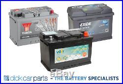 PREMIUM Stop Start 12v 067 AGM Car Battery EK700 YBX9096