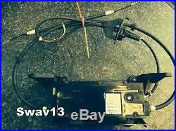 RENAULT MEGANE GRAND SCENIC 7 SEATER ELECTRIC HANDBRAKE CABLE Part Ex 3 Y Warran