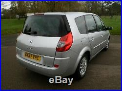 Renault Grand Scenic 1.5l DCI Five Seats Aircon Very Clean Car 2007