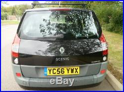 Renault Grand Scenic 1.9 D 130 Dyn Six Speed Seven Seats Airc Clean Car 2006