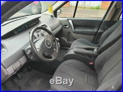 Renault Grand Scenic Left Hand Drive