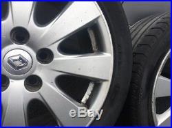 Renault Megane Scenic Grand Scenic MK3 17 Inch Alloy Wheels
