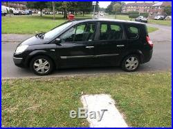 Renault grand scenic 7 seater