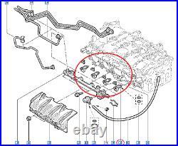 Set Of 4 Fuel Injectors Renault Clio II 2.0 16v Sport 172 182 (iwp 042)