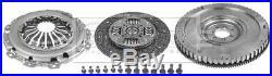 Solid Flywheel Clutch Conversion Kit HKF1064 Borg & Beck Set 1231000Q0J Quality