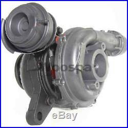 Turbolader Renault Grand Scenic Megane III 1,9 dCi 96 KW 131 PS 1870ccm JZ0 JZ1J