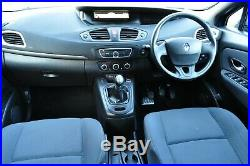Y2010 Renault Grand Scenic MPV (2010 2013) 1.5 dCi Dynamique 5dr, 7 seater